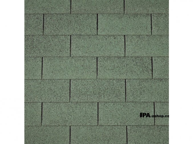 IKO Superglass  asfaltový šindel 03 - Amazon Green