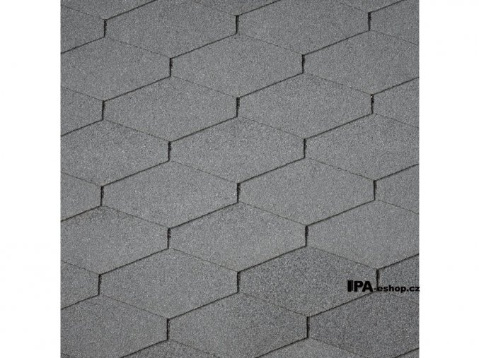 IKO Monarch Diamant asfaltový šindel 31 - Šedá břidlice