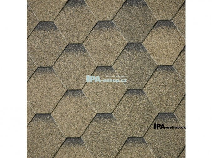 IKO Armour Shield asfaltový šindel 70 - Cedarwood