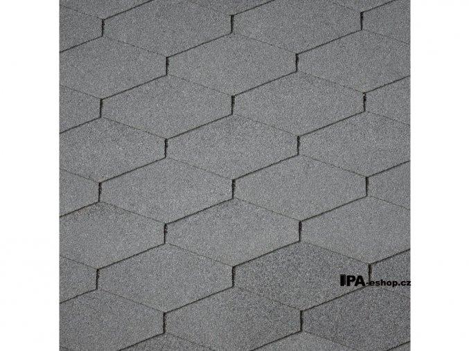 IKO Diamant PLUS asfaltový šindel 31 - Šedá břidlice