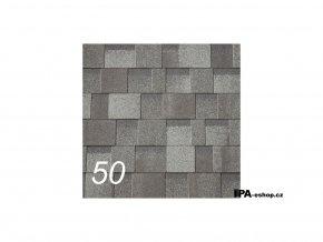 IKO Cambridge Xtreme asfaltový šindel 50 - Harvard Slate (3,1 m2/bal)