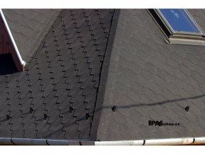 IKO Armour Shield asfaltový šindel 01 - Černá