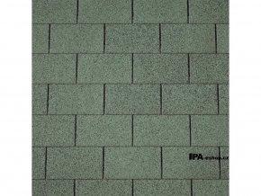 IKO Armourglass asfaltový šindel 04 - Lesní zelená