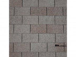 IKO Armourglass asfaltový šindel 06 - Kaplová šedá