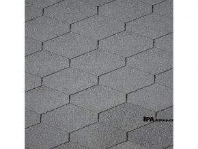 IKO Diamant asfaltový šindel 31 - Šedá břidlice