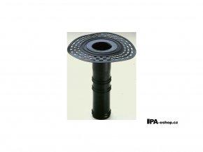Střešní vpusť z TPE, d125mm, h400 mm