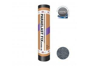Samolepicí modifikovaný asfaltový pás Paraelast FIX kombi 46 šedý (role/7,5m2)