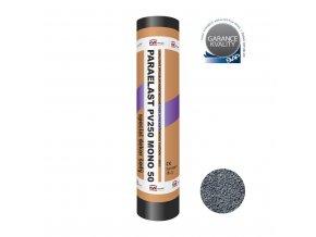 Modifikovaný asfaltový pás Paraelast PV250 MONO 50 special dekor šedý (role/5,4m2)