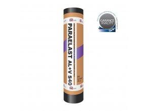 Asfaltový pás - Paraelast Al+V S40