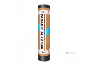 Asfaltový pás - Parabit Al+V S40