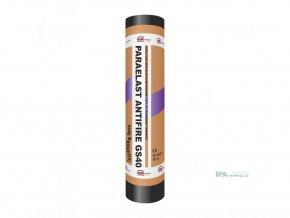 Paraelast Modifikovaný asfaltový pás Paraelast Antifire G S40 (role/7,5m2)