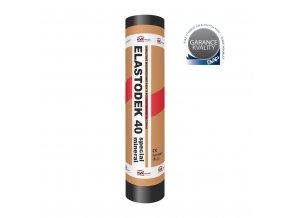 Modifikovaný asfaltový pás Elastodek 40 Special Mineral (role/7,5m2)