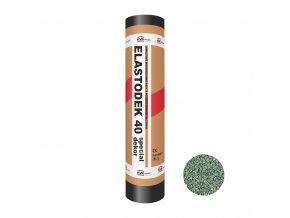 Asfaltový pás - Elastodek 40 Special Dekor zelený